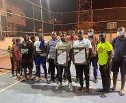 G.O. Tennis Club honors Maxwell Owusu as the new  Club Patron