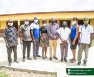 Ablakwa builds school block to reduce school under trees