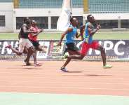 Who wins Accra Edition of GNPC Ghana's Fastest Human 2021?