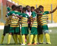 GHPL: Ebusua Dwarfs and Eleven Wonders share spoils after 1-1 draw