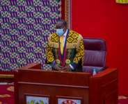 Parliament under my leadership won't shirk its responsibilities – Bagbin assures