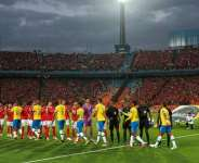 Al Ahly and Mamelodi Sundowns ahead of their African Champions League quarter-final first leg in February 2020