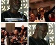 [VIDEO] Moments Bernard Nyarko Healed The Congregation With His Powerful Voice Of Singing