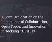 To tackle Covid-19, keep trade free and support innovation, says international think tank coalition to governments.