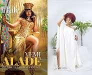 Woman Of Steel! Yemi Alade Covers Guardian Life