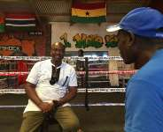Abraham Neequaye promises pension for coaches and boxers