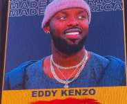 Made in Africa: Ugandan singer Kenzo launches Album on New-York's Times Square Bilboard