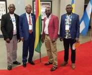 Tarkwa MCE attends Global Petroleum Show in Canada