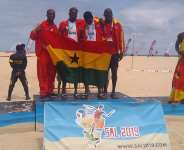 First African Beach Games in Cape Verde Sal 2019  …Ghana Places Second In Beach Volleyball