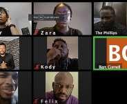 "Nigerian Filmmaker Virtually Directs Short Film ""chaos"" Amid Covid 19 Pandemic"