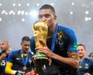 2018 World Cup: Mbappe Donates All Bonuses To Charity