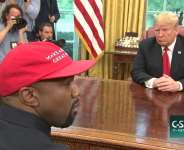 US Presidential Election: Rap Star Kanye West Wants To Compete Against Trump