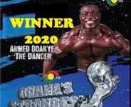 Ahmed Boakye Wins Ghana Strongest 2020