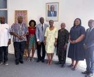 Organisation of Ghanaians Abroad Invites Awua- Ababio to France