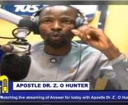 Apostle Dr Z. O. Hanter