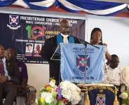 Presbyterian Church of Ghana, Paris Peace Congregation is 10 years.