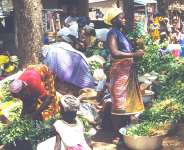A Market Day In Bolga: The 80s