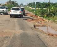 People Are Complaining Of Bad Roads Everywhere