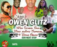 Drug abuse: Owen Glitz to Embark on Fight Against Tramadol Abuse in High Schools