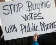 Let's Deal With Vote Buying In Our Elections