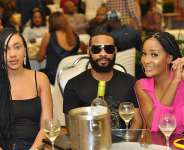 Okorocha, Ice Prince, CDQ, Seyi Vodi, Others Storm Wells CarltonHotel For Lights-Out With DJ Barbie