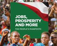 The People's Manifesto: Already a working document.