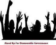 In The Matter Of: 'Democratic Governance In Hippocrisy'