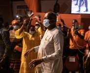Burkina Faso President Roch Marc Christian Kabore has previously pledged not to negotiate with jihadist insurgents, but signs have emerged of local contacts.  By OLYMPIA DE MAISMONT (AFP/File)