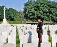 New report says the British Empire did not treat all World War I dead equally..  By Philippe Huguen (AFP/File)
