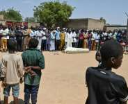 Over 65 percent of Chad's population is under 25 and has only known life under late leader Idriss Deby Itno.  By Issouf SANOGO (AFP/File)