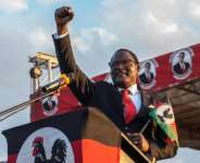 President Lazarus Chakwera vowed to tackle corruption on his election ticket.  By AMOS GUMULIRA (AFP/File)