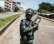 Since Guinea's election, there have been lethal clashes between opposition supporters and security forces.  By JOHN WESSELS (AFP)