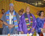 Ghana's 57th Independence Anniversary Marked In Belgium