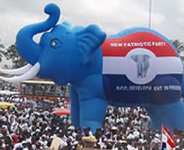 Npp At Primaries: Uniting For Government & Not For Plunder