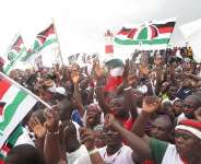 NDC-VIOLENCE+PROPAGANDA+TRIBALISM+NEPOTISM-PATRIOTISM = CORRUPTION, 2ND CLASS UPPER DIVISION