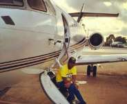 Davido Lied! He Can't Afford The Acquisition And Maintenance Of A Private Jet, See Why- Pas Chikero