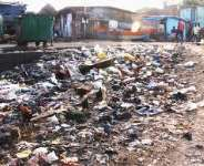 Poor Sanitation Needs To Be Cared For In Ghana!!