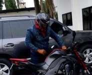 Why Didn't President Mahama Ride An Apsonic Motorbike?