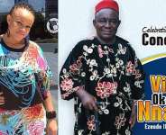 Actress Uche Nnanna Announces Burial Arrangement Of Late Father