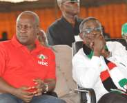 "Ghana's 2012 Electorate Will Vote Independent to Protect Ghana from Mills and Mahama's ""BORROW BORROW"" Government"
