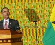 US President Obama addresses Parliament