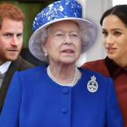 Prince Harry, The Queen and Meghan Markle