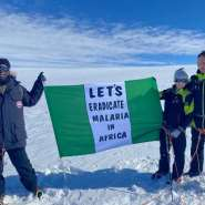 Malaria-free Africa campaign in Antarctica to draw global attention- PNNF