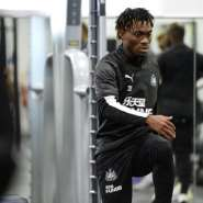 I Will Work Hard To Get Into Newcastle United Starting Line Up - Christian Atsu