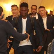 Kwame Bonsu Arrives In Qatar With Esperance For Club World Cup