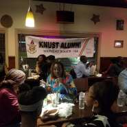 KNUST-Atlanta Chapter End Year With Dinner Dance