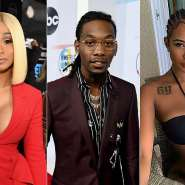 New Cheating Rumours Trail Grammy Award Winning Rapper Cardi B and Husband, Offset