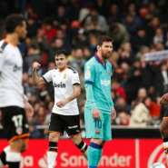 La Liga: Barca Overpowered By Rampant Valencia For First Defeat Under Setien