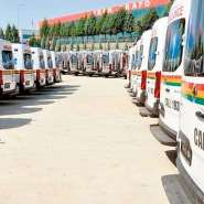 Akufo-Addo To Commission Ambulances On Tuesday