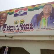 Weija-Gbawe NPP Mafias At It Again!! One Delegate Slapped For Supporting Tina Mensah's Contender